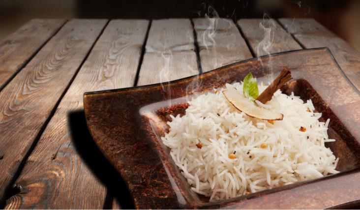 Benefits of Basmati Rice